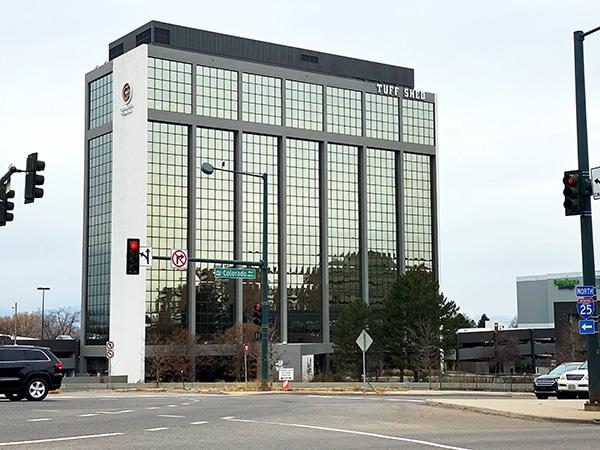 tuff shed office building mcdivitt denver office