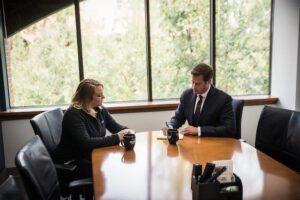 McDivitt and client